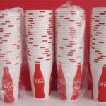 Lids for Coca-Cola Trademark Cups – 12/16/22/24 oz.