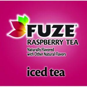 Fuze Raspberry Tea