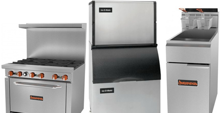 Ice makers and Restaurant Equipment