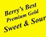 Berry's Best Sweet & Sour: 1.5 gallon Bag-in-Box