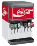 Coca-Cola Ice Combo Dispenser