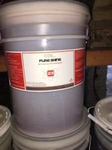 Pure Shine Mechanical Dish Detergent