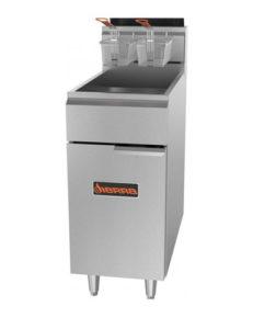 Sierra Range Gas Fryers